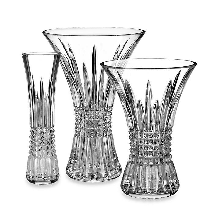Alternate image 1 for Waterford® Lismore Diamond Vases