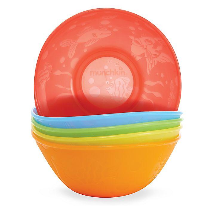 Alternate image 1 for Munchkin® 5-Piece Bowl Set