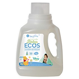 Disney Baby® Baby ECOS® Free & Clear 50-Ounce Laundry Detergent