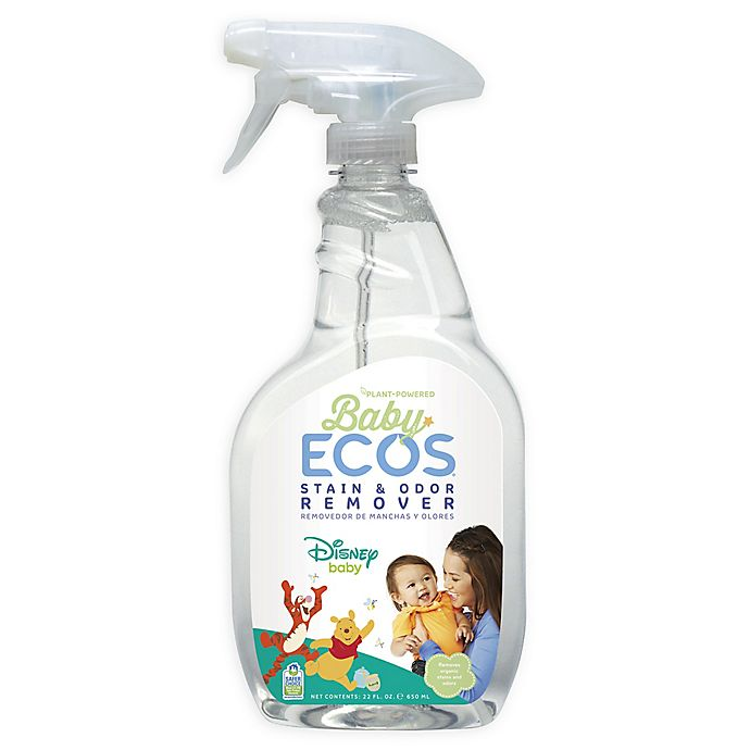 Alternate image 1 for Baby ECOS Disney® Stain & Odor Remover in 22-Ounces