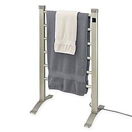 Conair® Programmable Towel Warming Rack in Silver