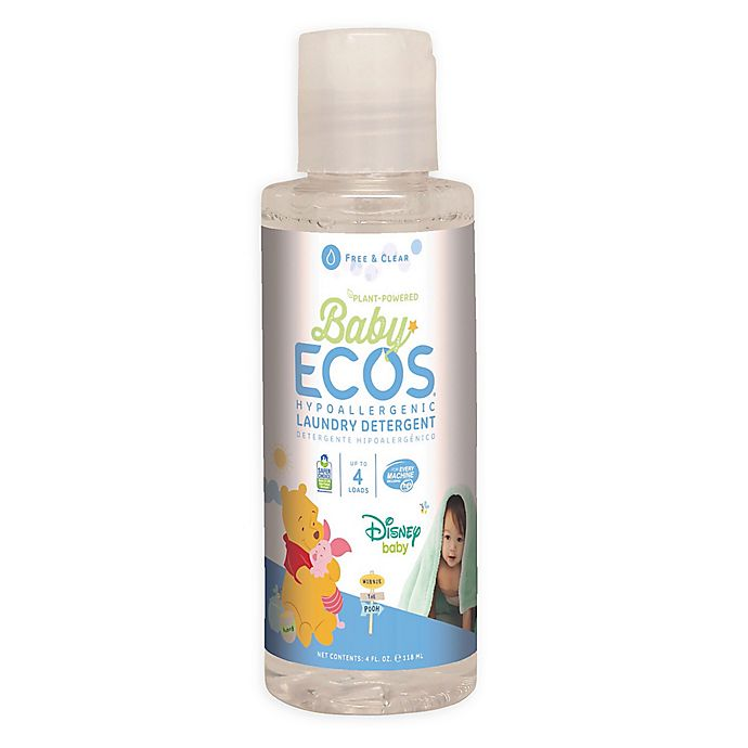 Alternate image 1 for Baby ECOS Disney 4 oz. Laundry Free and Clear