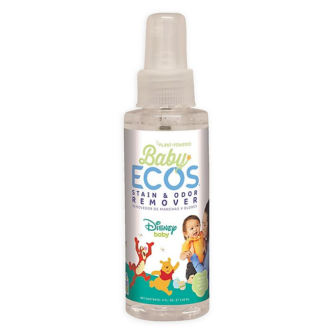Alternate image 1 for Baby ECOS Disney 4 oz. Stain and Odor Remover