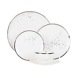 Olivia & Oliver® Harper Splatter Platinum Dinnerware Collection