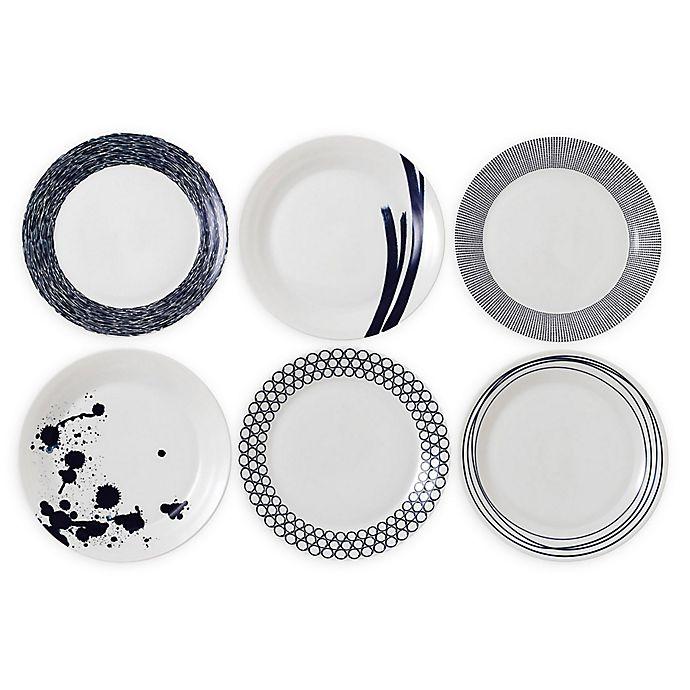 Alternate image 1 for Royal Doulton® Pacific Splash Dinner Plates (Set of 6)