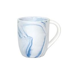 Artisanal Kitchen Supply® Marbleized Espresso Mug in Blue