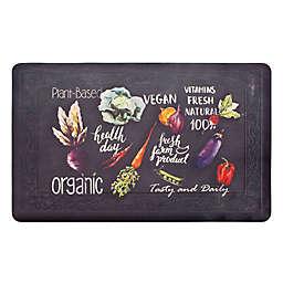 "Healthy Living 20"" x 39"" Kitchen Mat"