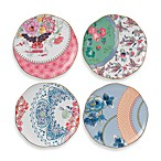 Wedgwood® Butterfly Bloom Tea Plates (Set of 4)
