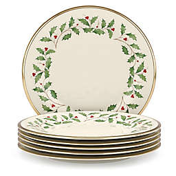 Lenox® Holiday® Dinner Plates (Set of 6)