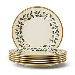 Lenox® Holiday™ Salad Plates (Set of 6)
