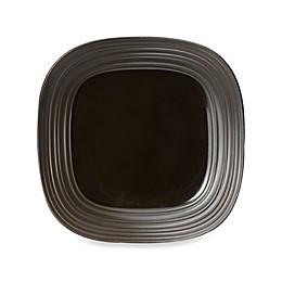 Mikasa® Swirl Square 12-Inch Square Platter in Chocolate