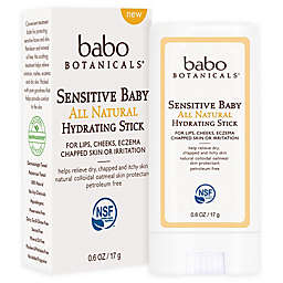Babo Botanicals® .6 oz Sensitive Baby All Natural Fragrance-Free Hydrating Stick
