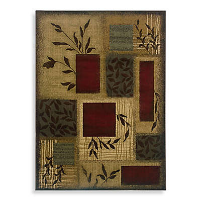 Amaya Rugs Amelia Area Rug in Multi/Chester
