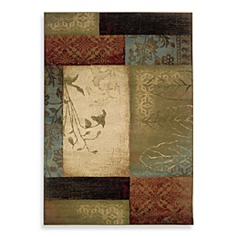 Oriental Weavers Hudson Area Rug in Multi/Collage
