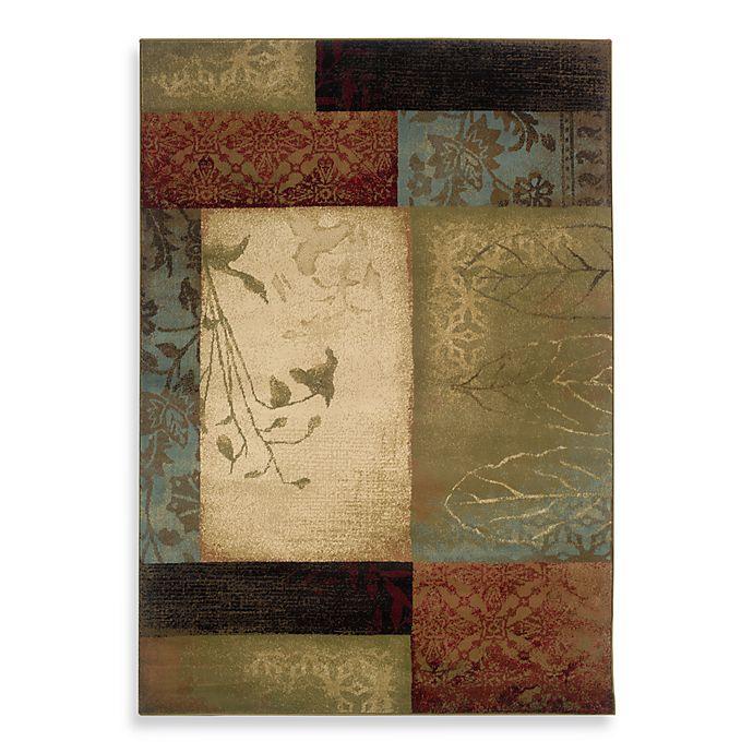 Alternate image 1 for Oriental Weavers Hudson Area Rug in Multi/Collage