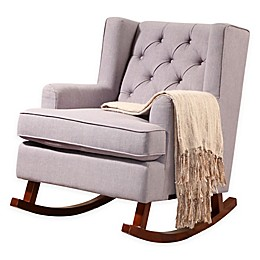 Abbyson Living® Billy Tufted Fabric Rocker