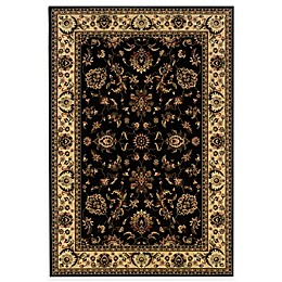 Oriental Weavers Ariana Area Rug in Black/Emily