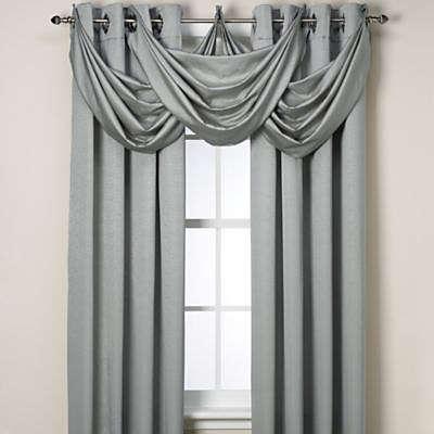 Insola® Odyssey Insulating Waterfall Window Valance