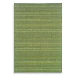 Cabana Bay Lowell Area Rug in Green