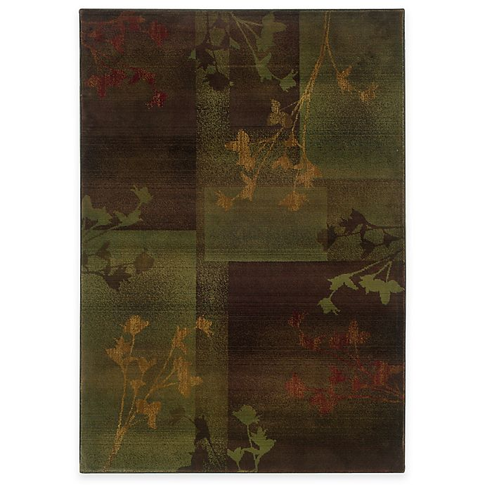 Alternate image 1 for Oriental Weavers Kharma II 6-Foot 7-Inch x 9-Foot 1-Inch Area Rug