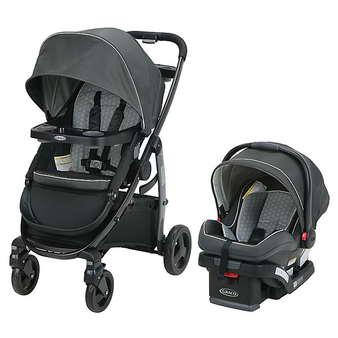 Alternate image 1 for Graco® Modes™ Click Connect™ Travel System