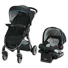 Graco® FastAction™ Fold 2.0 Travel System in Darcie™