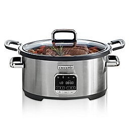 Crock-Pot® 6 qt. 3-in-1 Multi-Cooker