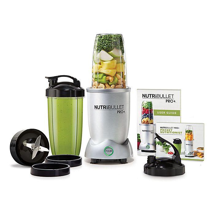 Alternate image 1 for NutriBullet® PRO+ Nutrient Extractor