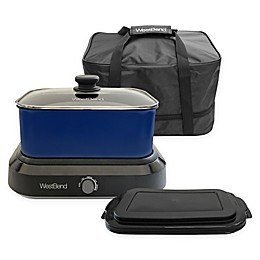 West Bend® Versatility 5 qt. Slow Cooker