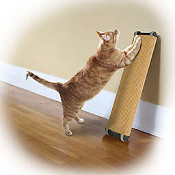 Omega Paw Lean-It Anywhere™ Scratching Post in Natural