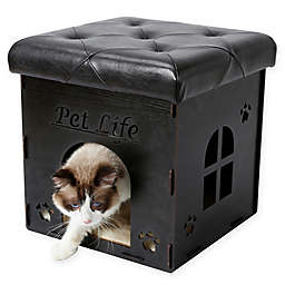 Pet Life® Cat House Furniture Bench