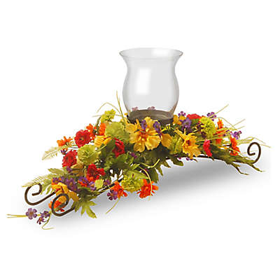 National Tree Company® 30-Inch Cosmos Mixed Candleholder