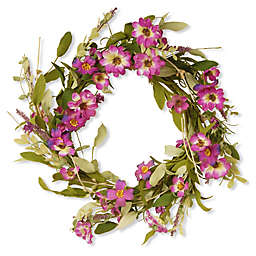 National Tree Company® 20-Inch Artificial Garden Accents Daisy Wreath