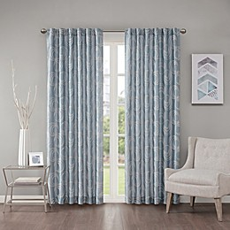 Cosma Rod Pocket/Back Tab Room Darkening Window Curtain Panel