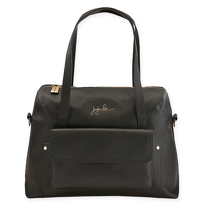 Alternate image 1 for Ju-Ju-Be® Ever Collection Wherever Weekender Diaper Bag in Black