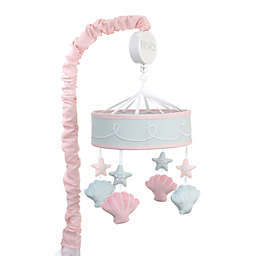 NoJo® Sugar Reef Mermaid Musical Mobile