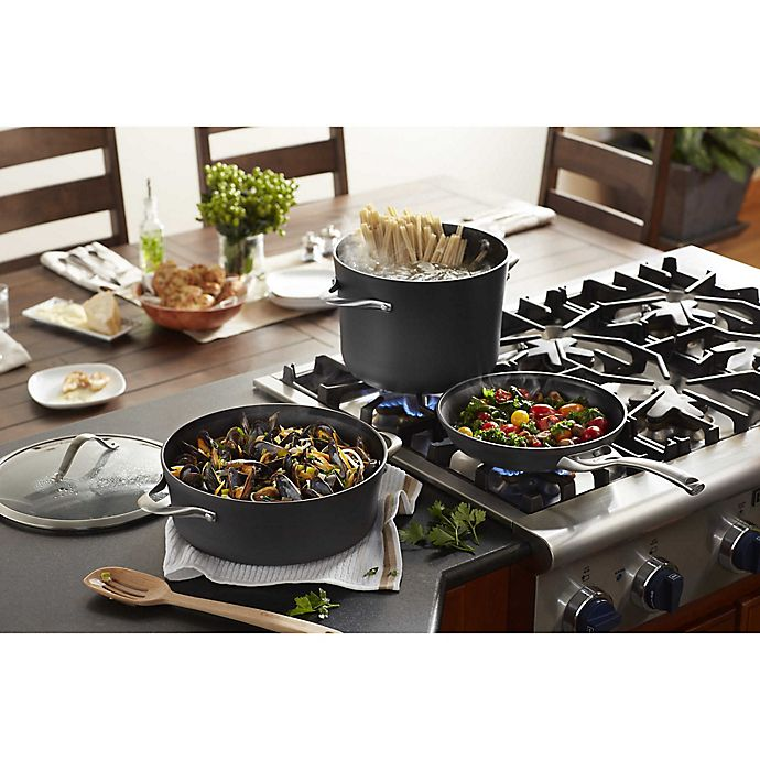 Alternate image 1 for Calphalon® Contemporary Nonstick Cookware Collection