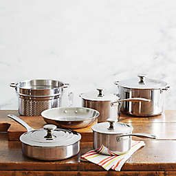 Le Creuset® Tri-Ply Stainless Steel Cookware Collection