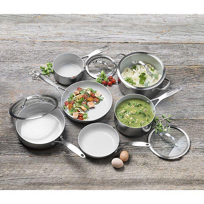 Alternate image 1 for GreenPan™ Venice Pro Ceramic Nonstick Cookware Collection