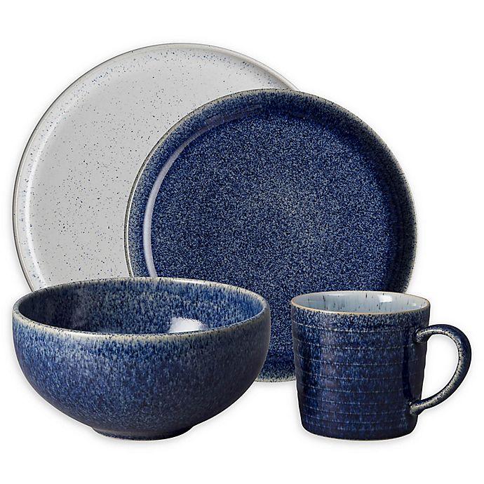 Denby Studio Blue Dinnerware Collection Bed Bath Beyond