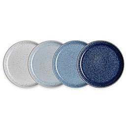 Denby Studio Blue Salad Plates (Set of 4)