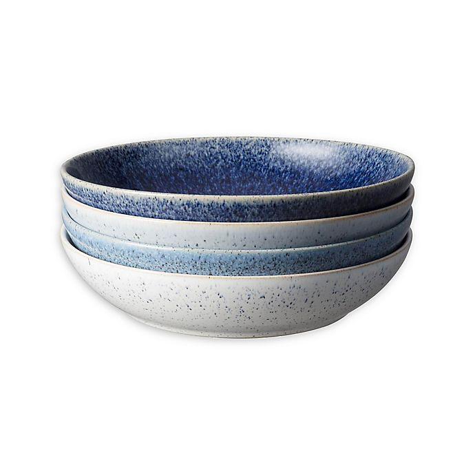 Alternate image 1 for Studio Bowl Set of 4 Pasta Bowls