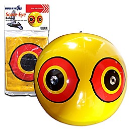 Bird-X Scare Eye Inflatable Bird Chaser in Yellow