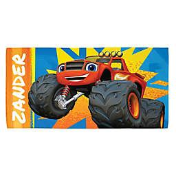 Blaze and the Monster Machines WaHoo Beach Towel