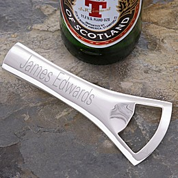 Bartender Engraved Bottle Opener