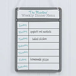Our Weekly… Dry Erase Sign