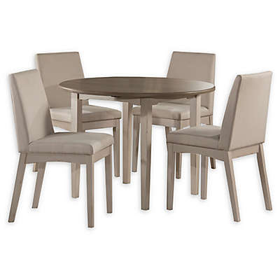 Hillsdale Furniture Clarion 5-Piece Dining Set