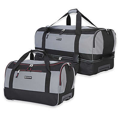 Traveler's Club® XPedition™ Rolling Duffle Bag Collection