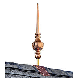 Good Directions Victoria 27-Inch Rooftop Finial in Copper