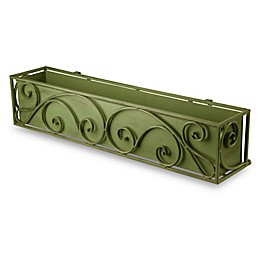 National Tree Company® Garden Accents Decorative Plant Box in Green